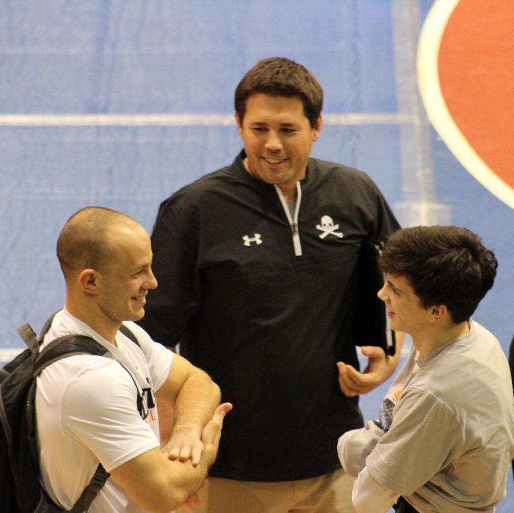 Ryan Romano and Nick Smith