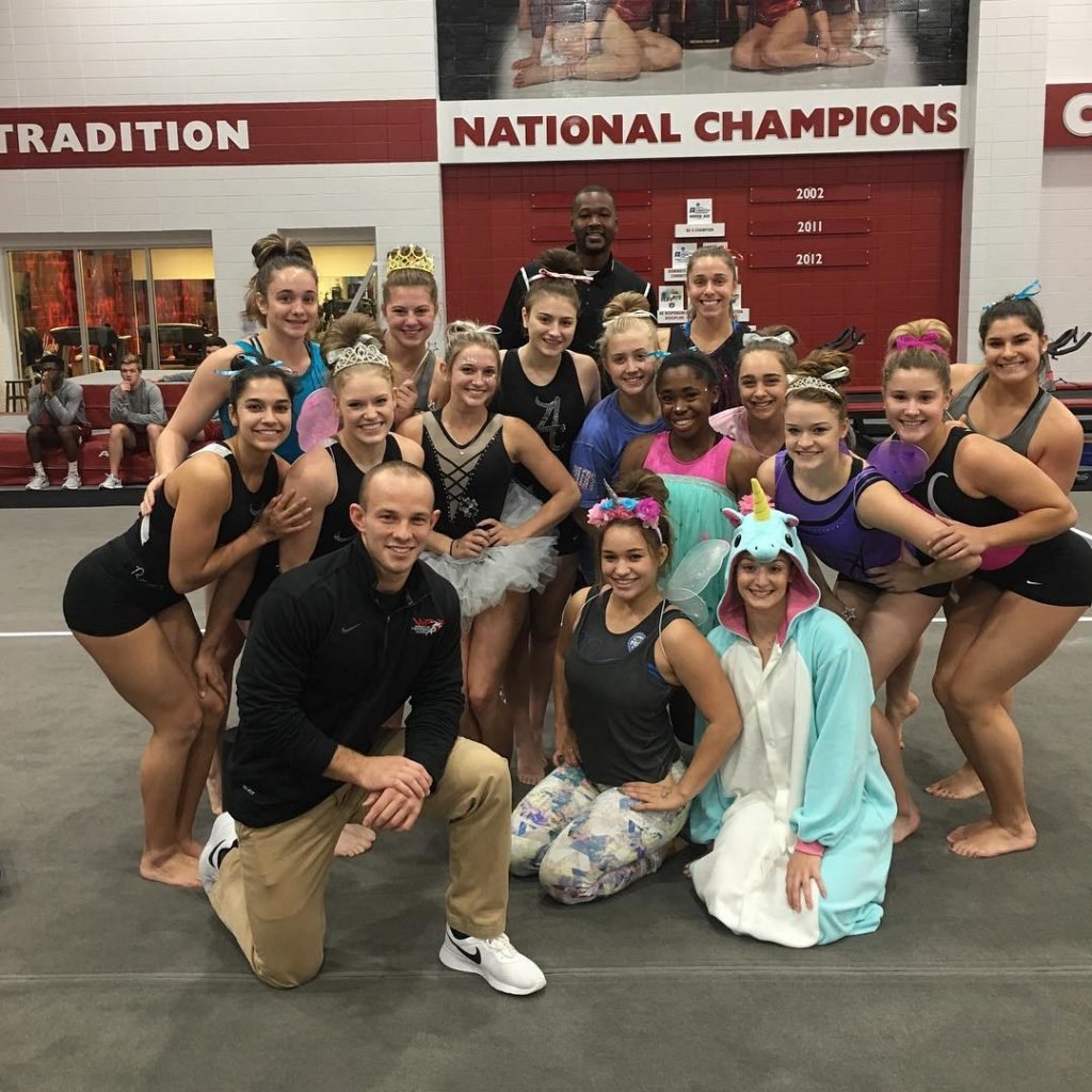 Alabama Gymnastics Mentorship